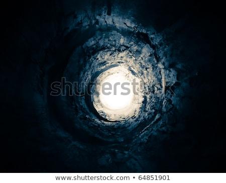 トンネル ライト 車 道路 トラック 1泊 ストックフォト © zurijeta