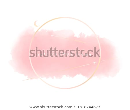 Star light with pink background. EPS 10 Stock photo © beholdereye