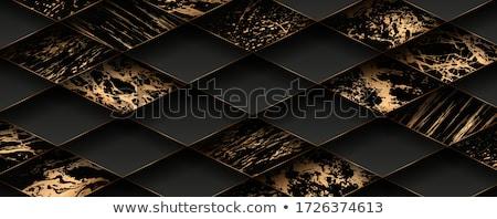 グレー 3D ポリゴン ストックフォト © SArts