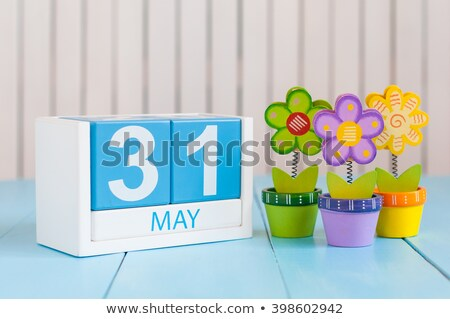 31st may stock photo © oakozhan