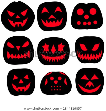 Halloween image with ghosts theme 9 Stock photo © clairev