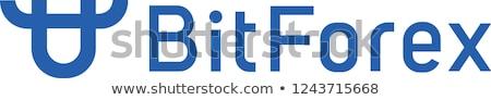- Bitforex. The Crypto Coins or Cryptocurrency Logo. Stock photo © tashatuvango