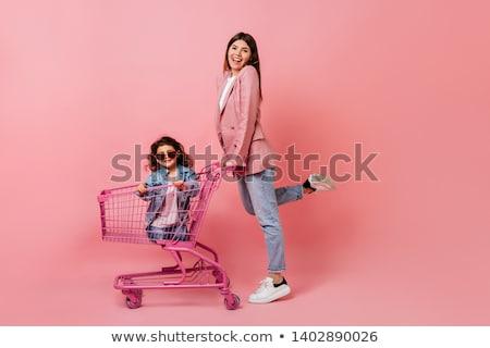 Shopping bliss Stock photo © sumners