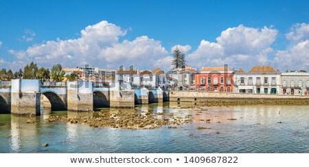 川 ポルトガル ローマ 橋 アーキテクチャ ヨーロッパ ストックフォト © Photooiasson