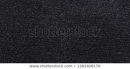 Black velcro loop macro background Stock photo © njnightsky