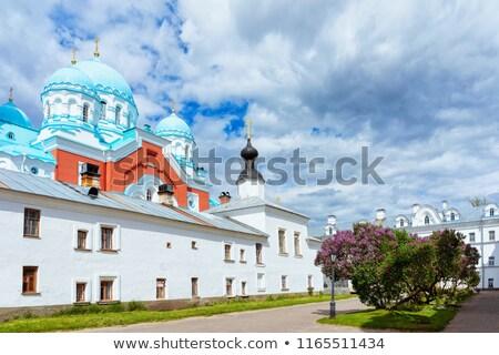 View of Valaam Island, Russia Stock photo © borisb17