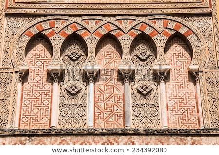 church's facade, Cordoba, Andalusia, Spain Stock photo © phbcz