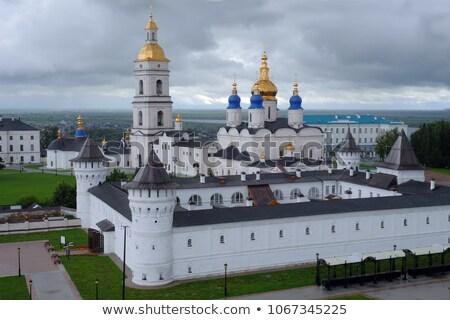 View at Tobolsk kremlin Stock photo © Aikon