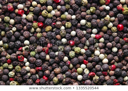 Mixed peppercorns background Stock photo © Loochnik