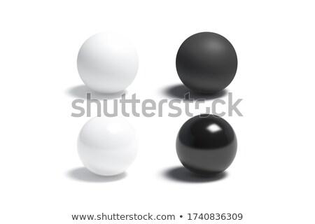 Black Satin - Globe Stock photo © cteconsulting