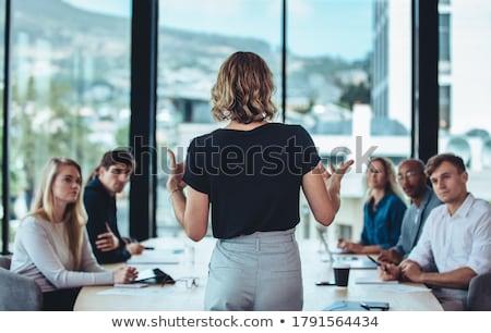 leadership solutions stock photo © lightsource