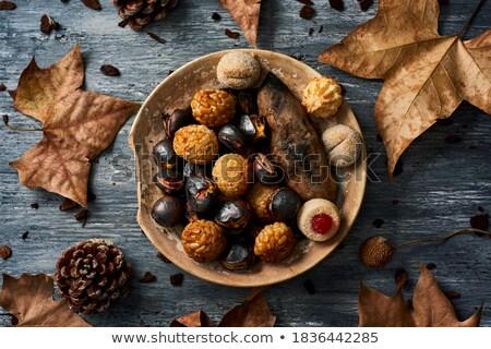 Tipico Spagna tutti sfondo frutti Foto d'archivio © nito