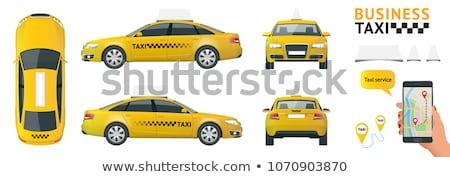 levering · minibus · icon · auto · vrachtwagen · winkel - stockfoto © dashadima