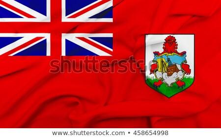 United Kingdom and Bermuda Flags Stock photo © Istanbul2009