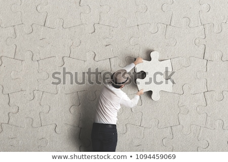 concept of creating Stock photo © AnatolyM