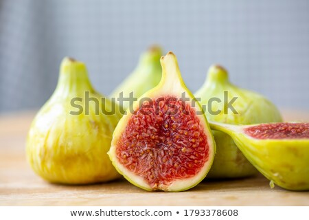 fresh ripe figs stock photo © zhekos