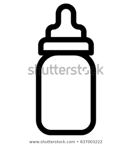 leche · vidrio · vacío · dieta · saludable · limpio - foto stock © angelp
