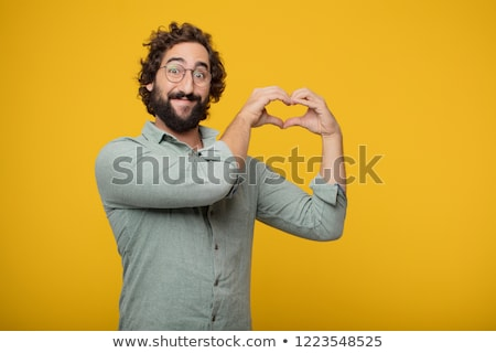 Happy and Silly Stock photo © iko