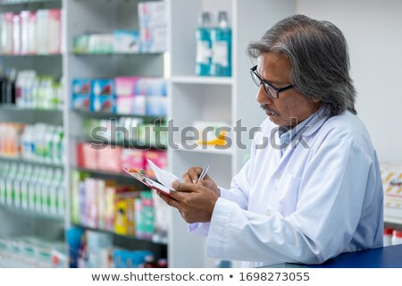 Medication And Pharmacy Stock photo © Lightsource
