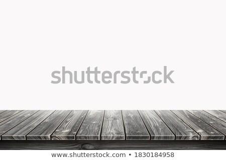 wooden planks surface Stock photo © LightFieldStudios