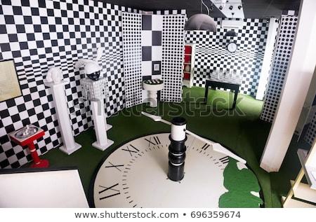 chess room limitations Stock photo © psychoshadow