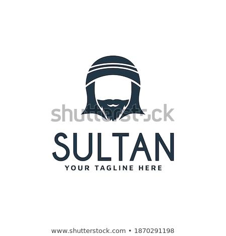 Cartoon Sultan Idea Stock photo © cthoman
