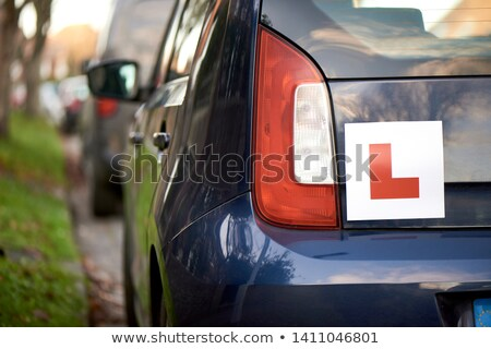 Learner driver Stock photo © photography33