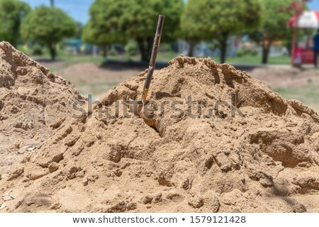 builder with a shovel stock photo © photography33