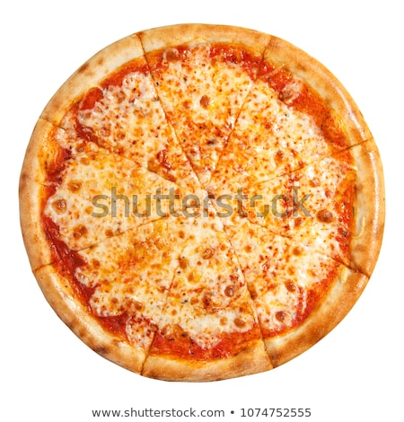 cheese pizza stock photo © ozaiachin