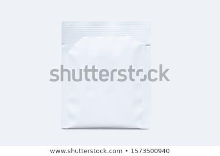 表示 · 透明な · 袋 · 管類 · 白 · 医師 - ストックフォト © agorohov