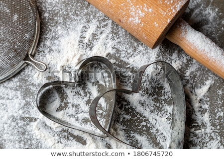 Cookie cutters Stock photo © zzve