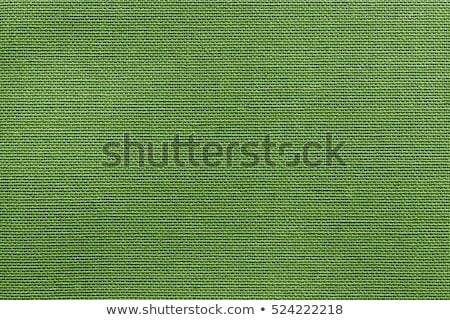zöld · absztrakt · vászon · hálózat · minta · vászon - stock fotó © homydesign