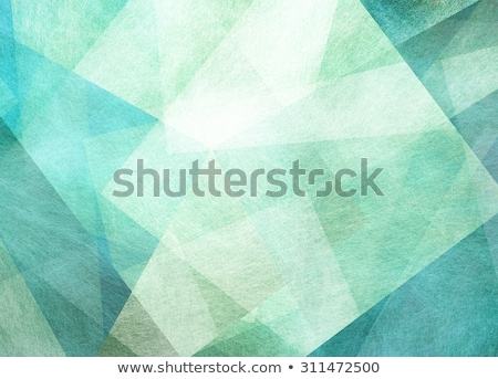Resumen verde polígono triángulo stock vector Foto stock © punsayaporn