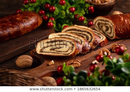 Walnut Roll Stock photo © Digifoodstock
