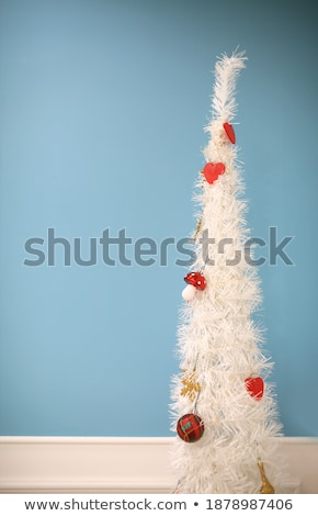 awesome winter scene for merry christmas festival Stock photo © SArts