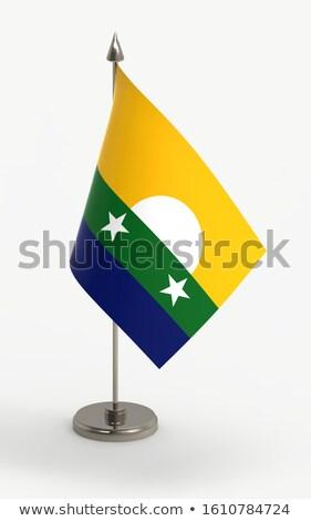 New Sparta State flag Stock photo © grafvision