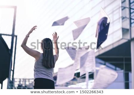Leaving work Stock photo © pressmaster