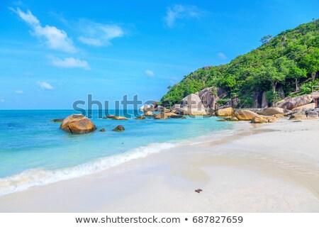 銀 ビーチ パノラマ 島 タイ 夏 ストックフォト © bloodua
