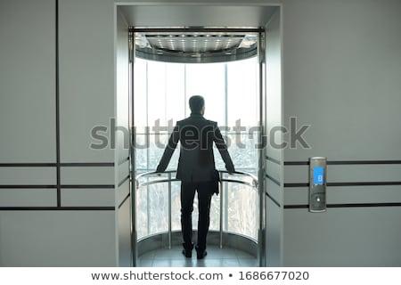 Rear Lit Glass Stock photo © Pressmaster