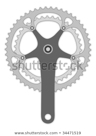 crank set arm Stock photo © FOKA