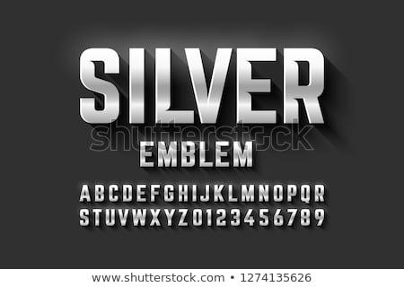 вектора · логотип · форма · аннотация · круга - Сток-фото © saicle
