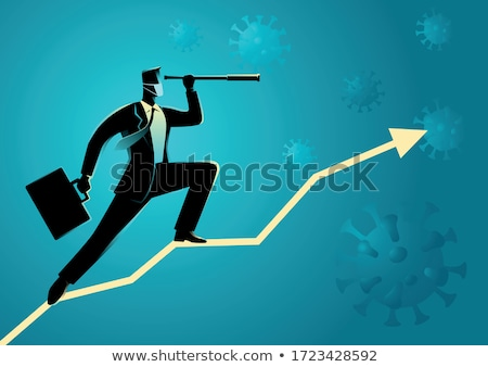 Adversity Success Stock photo © Lightsource