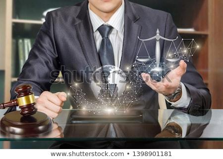 Global Law Stock photo © Lightsource