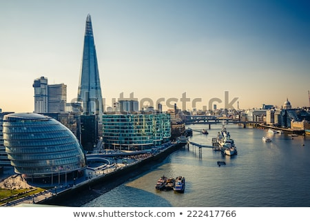 arquitectura · antigua · Inglaterra · Londres · Europa · pared - foto stock © chrisdorney
