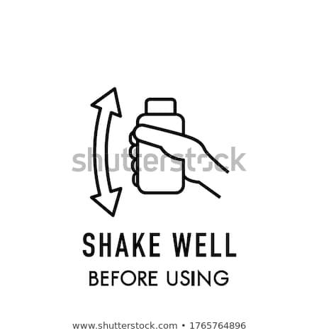 shake · ital · gyümölcs · reggeli · dzsúz · desszert - stock fotó © M-studio