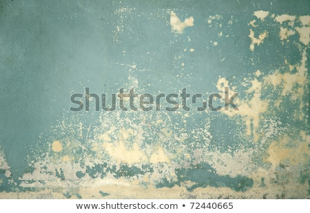 緑 具体的な 壁 セメント 古い ストックフォト © H2O