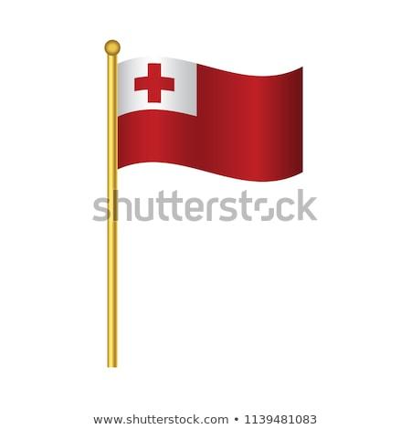 Switzerland and Tonga Flags Stock photo © Istanbul2009