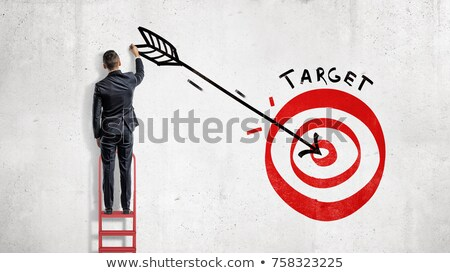 Reach your targets. Stock photo © 72soul