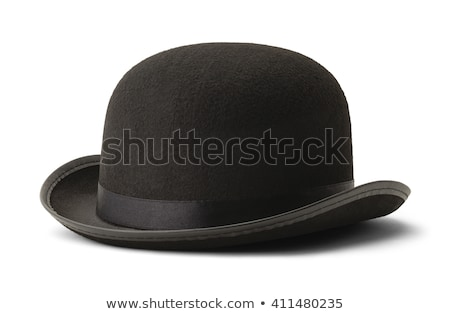 Bowler hat cut out Stock photo © RTimages
