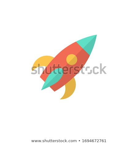 Fire flames, new black icon on a white background Stock photo © Ecelop